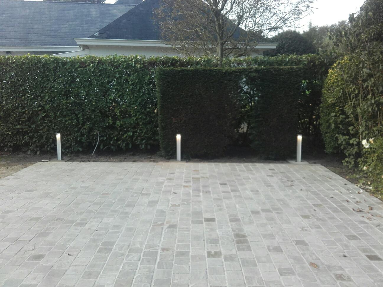 Verlichting parking Aula Led Delta Light