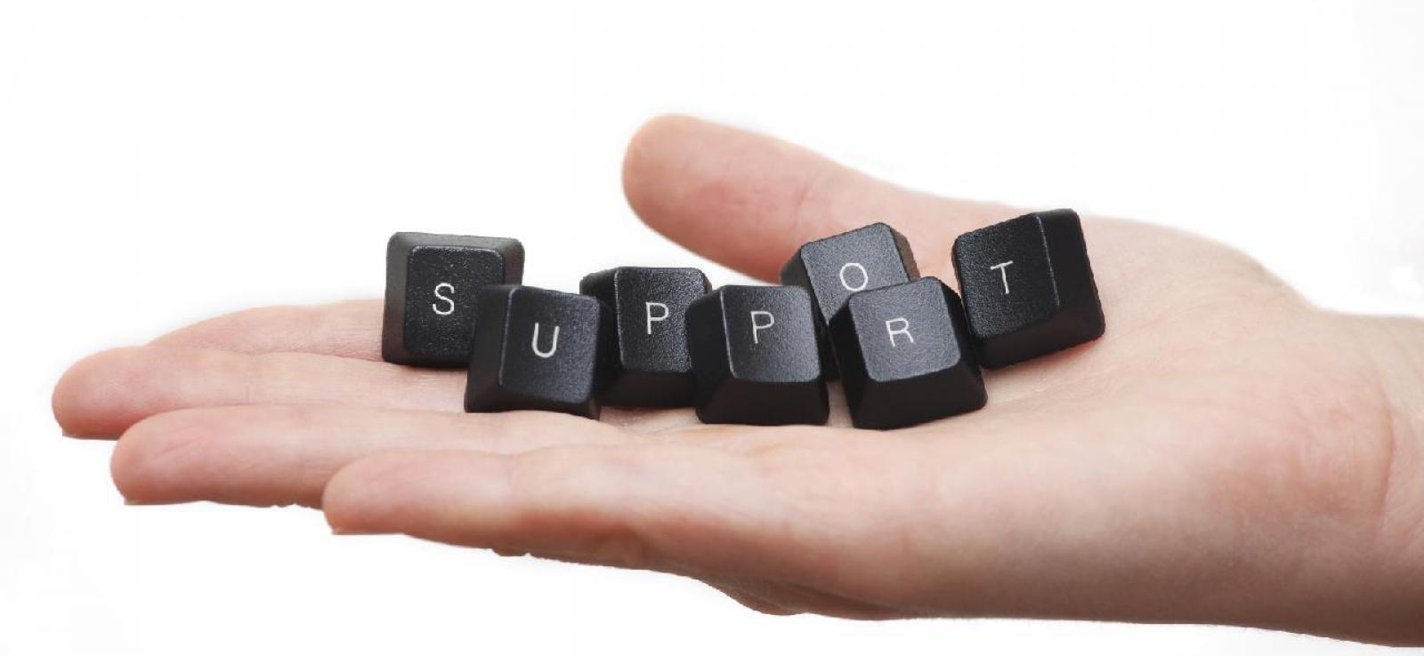ondersteuning
